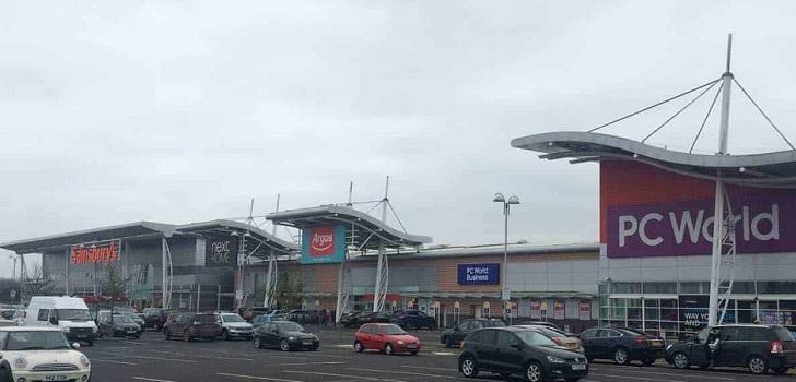 Intu vende un centro comercial en Irlanda del Norte por 46,5 millones de euros