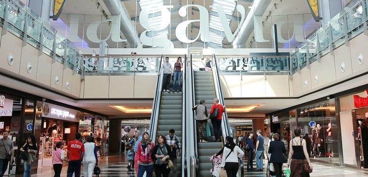 Klépierre aumenta la ocupación de sus centros comerciales en más de 20.000 metros cuadrados