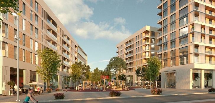 Kronos levantará nuevos barrios para cooperativas de viviendas