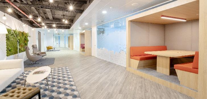 Realia, casero de Lexington: el grupo de 'coworkings' abre en Jorge Juan su cuarto centro en Madrid