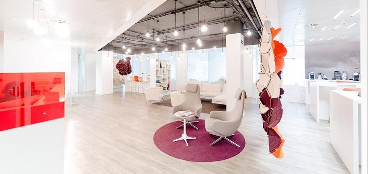 Lexington aviva la guerra de los 'coworkings' con un nuevo espacio en Madrid