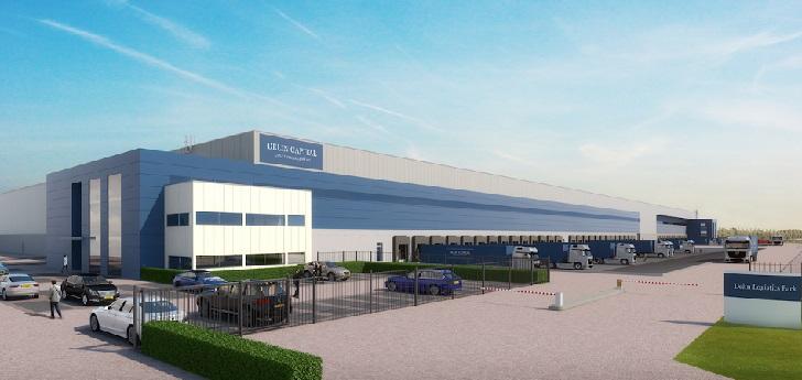 Delin construirá un complejo logístico de 53.000 metros cuadrados en España