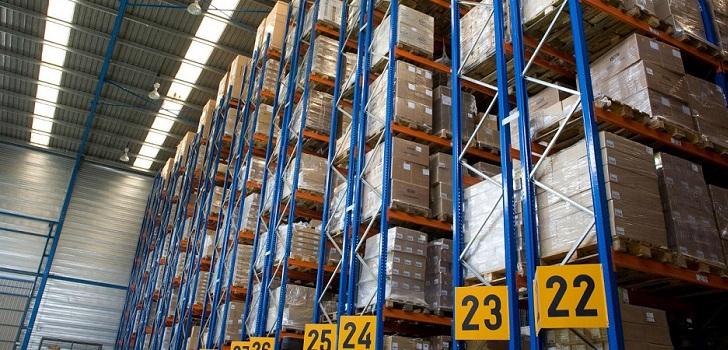 La inversión en logística alcanza 1.100 millones de euros hasta septiembre