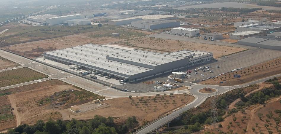 La contratación logística cae un 12% en Cataluña en el primer semestre, hasta 341.243 metros cuadrados