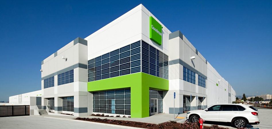Goodman desarrollará 285.000 metros cuadrados de suelo logístico en España