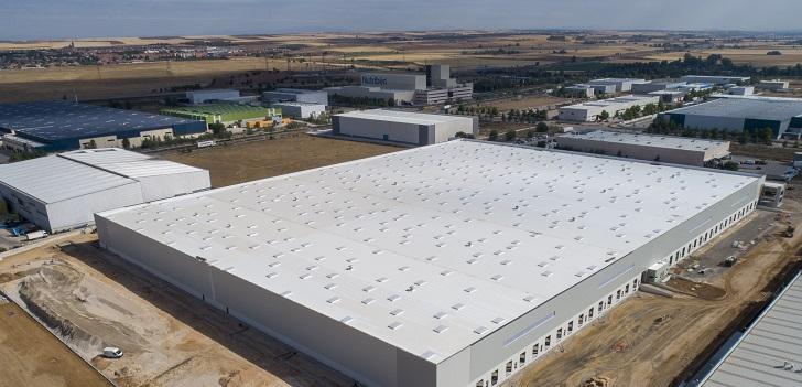 ICC invierte 35 millones en la promoción de un espacio logístico de 52.000 metros cuadrados en Meco