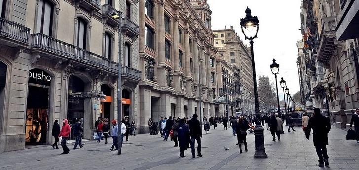 El retail en España, al alza: seis calles españolas entran en el 'top ten' de las más transitadas de Europa