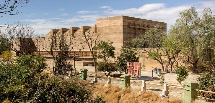 El Archivo de Oaxaca, Premio Arquitectura Española Internacional 2019