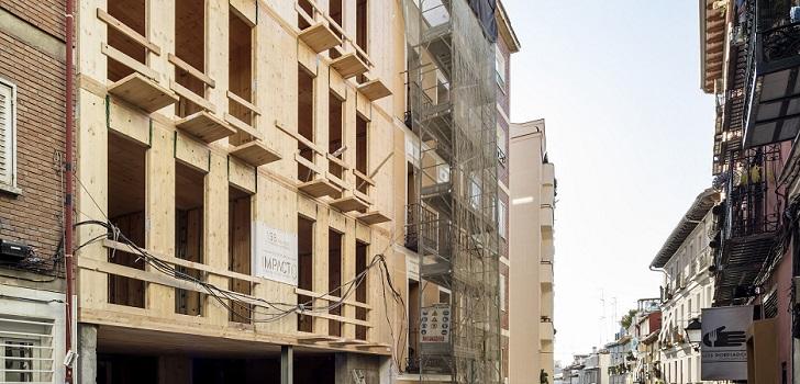 Madrid tendrá un nuevo edificio de madera