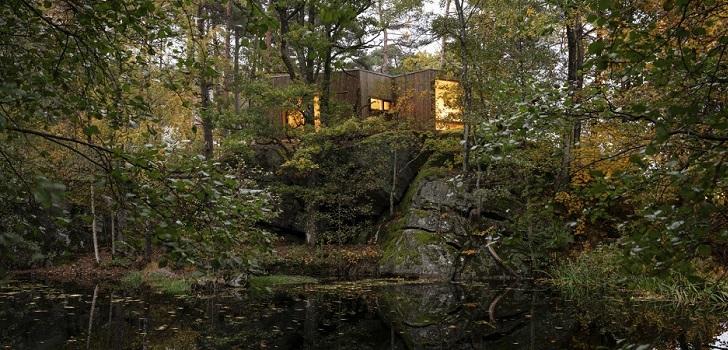 'Friluftssykehuset' o construir hospitales en medio del bosque