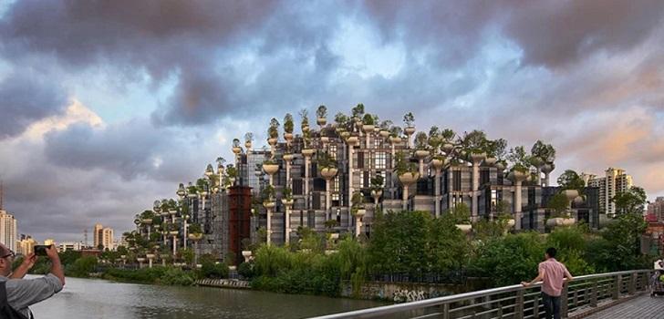 El edificio de los mil árboles