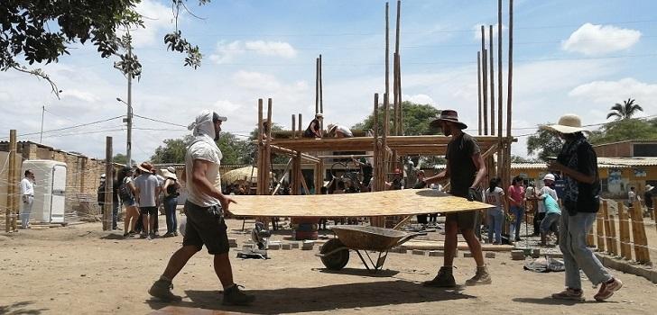 Universitarios de Piura, Melbourne y Barcelona, por la reconstrucción tras El Niño