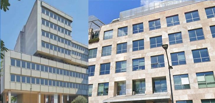 Mapfre adquiere dos edificios de oficinas en Milán y París por 80 millones