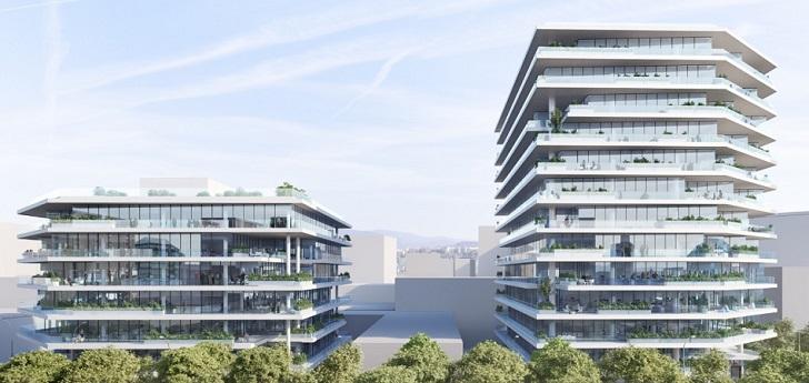 Everis alquila a Meridia su nueva 'casa' en Barcelona: 25.000 metros cuadrados junto al mar