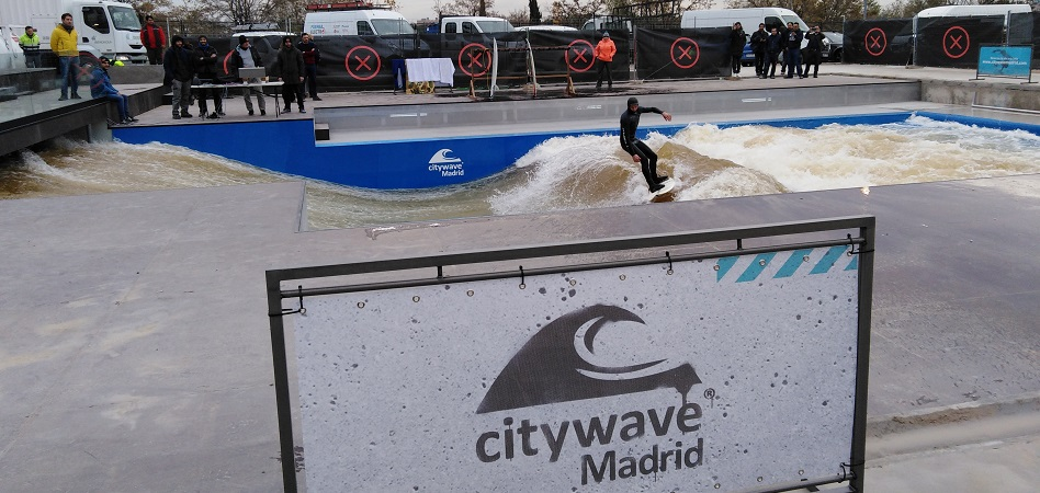 CityWave en X-Madrid