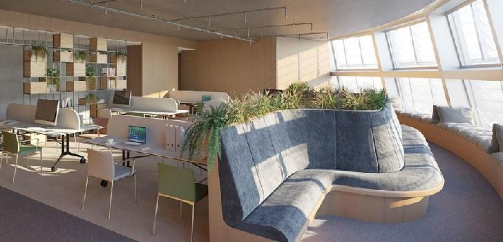 JLL ocupará una de las plantas del 'coworking' de Loom en Torre Glòries