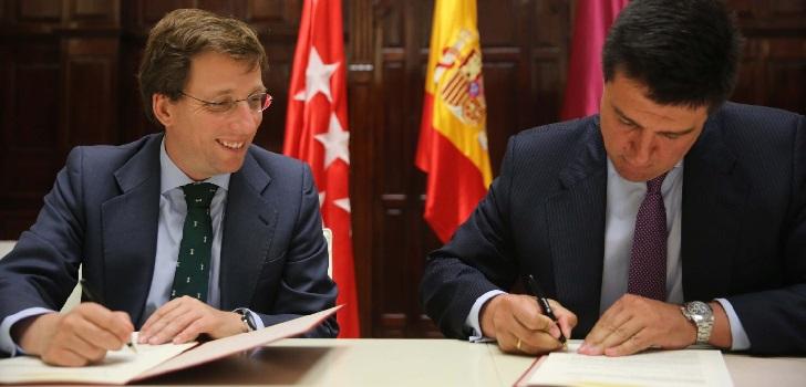 Ayuntamiento de Madrid y Merlin firman un convenio para invertir dos millones en la plaza Ruiz Picasso