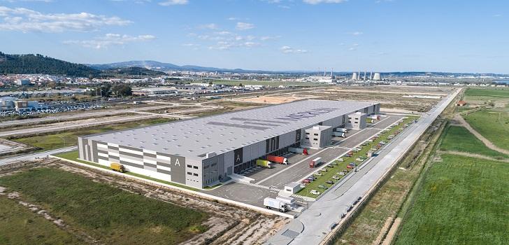 Merlin empieza las obras del mayor complejo logístico de Portugal