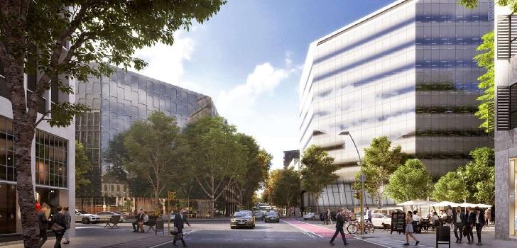 Metrópolis encuentra inquilinos para su inversión en el 22@: el Hexagon llega al 80% de ocupación