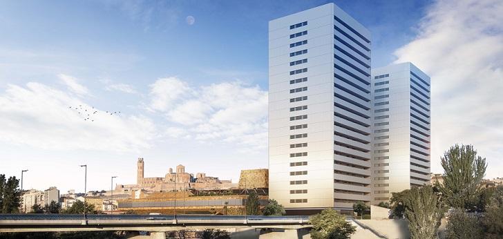Metrovacesa invierte 41 millones en 196 viviendas de obra nueva en Lleida