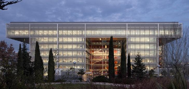Madrid nueva sede del banco santander arquitectos ayala for Oficinas banco popular cordoba