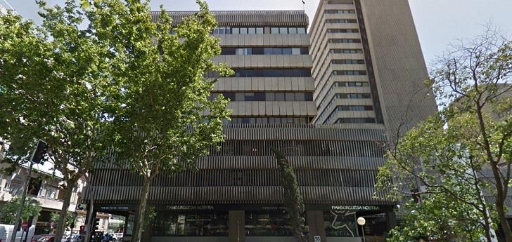 Hacienda pone a la venta uno de sus edificios de oficinas en madrid ejeprime - Oficina hacienda madrid ...