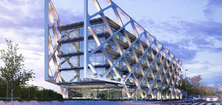 GMP invierte 24 millones para levantar un edificio de oficinas en Madrid