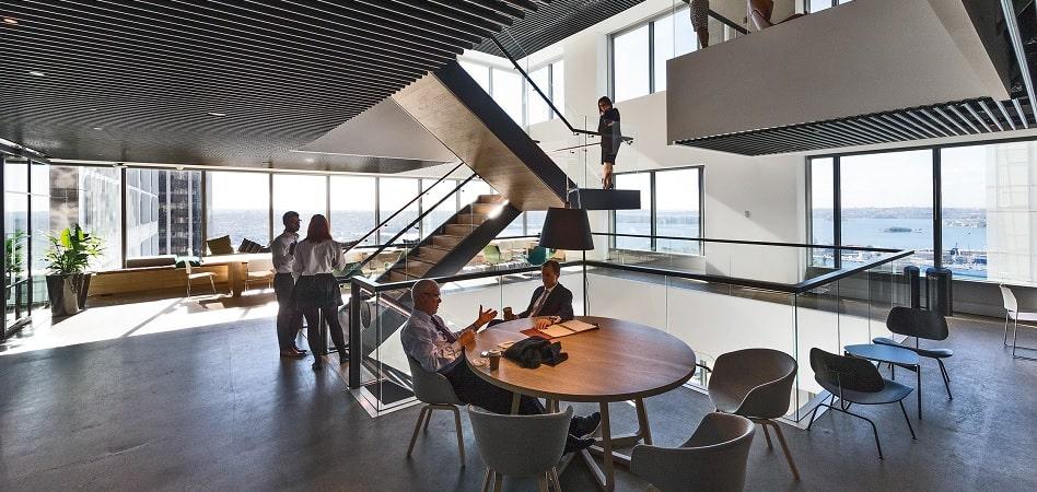 Las compañías coinciden en que el futuro pasa por un modelo mixto de despachos y espacios abiertos