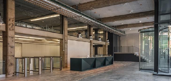 HP desembarca en el 22@: alquila un edificio completo a UK&European Investments junto a Amazon y WeWork