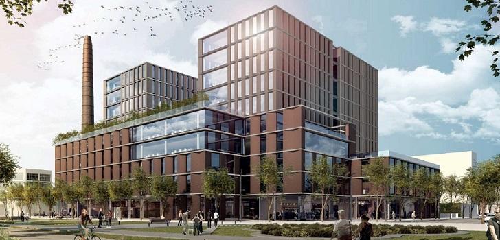 Mitsubishi Estate invertirá 40 millones en levantar un edificio de oficinas en el 22@