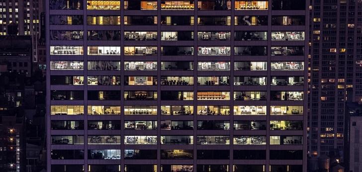 El mercado de oficinas europeo absorberá 9,2 millones de metros cuadrados en 2019