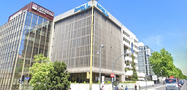 Sanitas aterriza en la Milla de Oro de Madrid: alquila cuatro plantas en Serrano