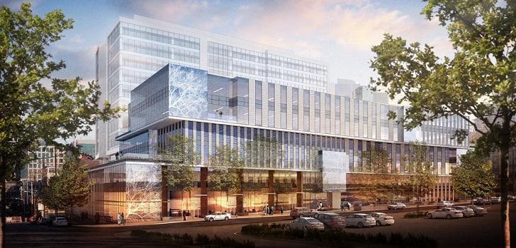 Pontegadea invierte 375 millones de euros en dos torres de oficinas de Facebook en Seattle
