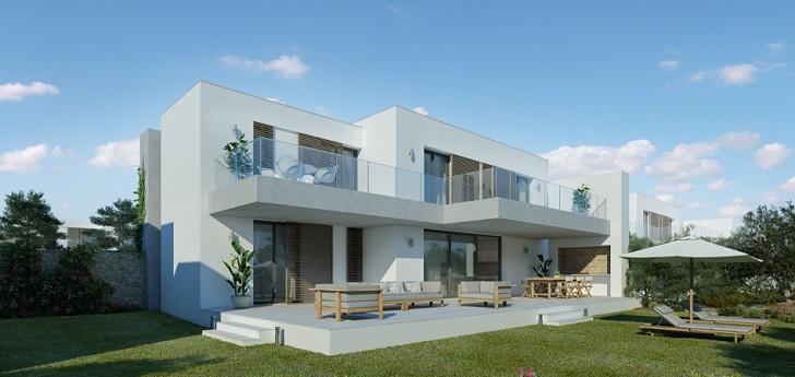 Quabit pone en el mercado 1.300 viviendas en construcción