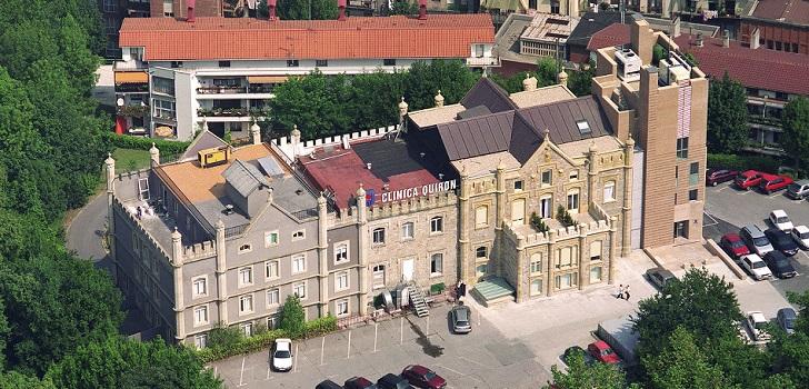 Quirón vende a un inversor español los edificios de tres hospitales de Barcelona, Bilbao y San Sebastián