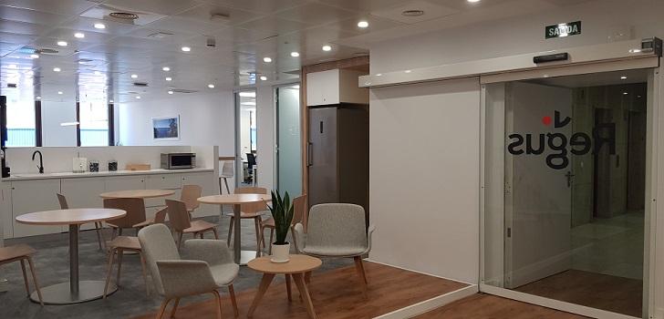 IWG abre su segundo centro Regus en Bilbao con mil metros cuadrados