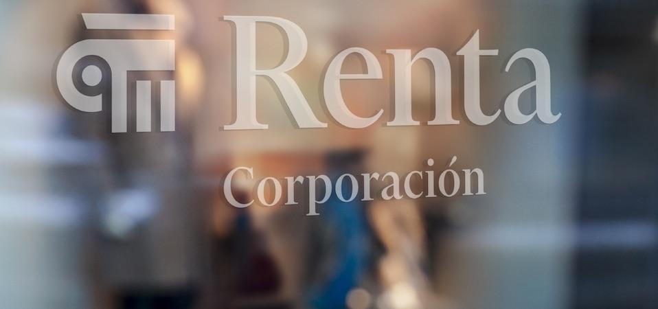 Renta Corporación dispara sus ingresos un 66,4% en el primer trimestre