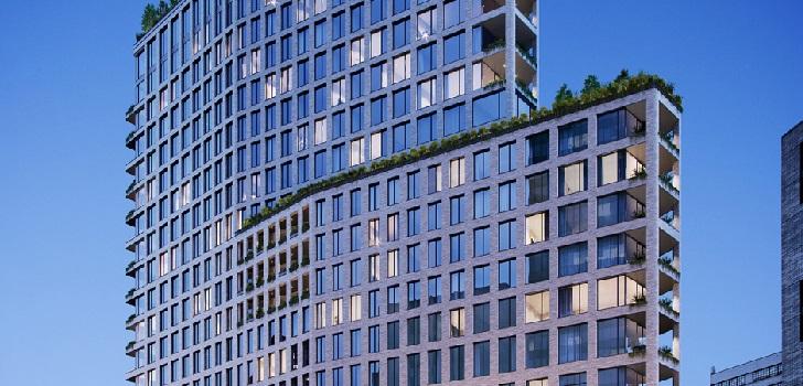 La familia Losantos obtiene un crédito de 150 millones para promover un edificio en Nueva York