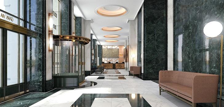 Riu: Los trámites administrativos retrasan la apertura del Hotel Plaza España