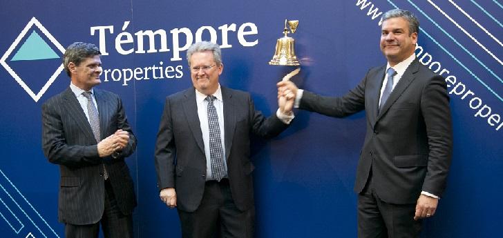 Sareb recibe la oferta de cinco inversores para comprar Témpore