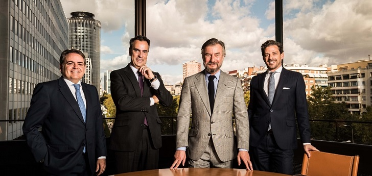 Savills Aguirre Newman culmina su integración con una restructuración en su cúpula