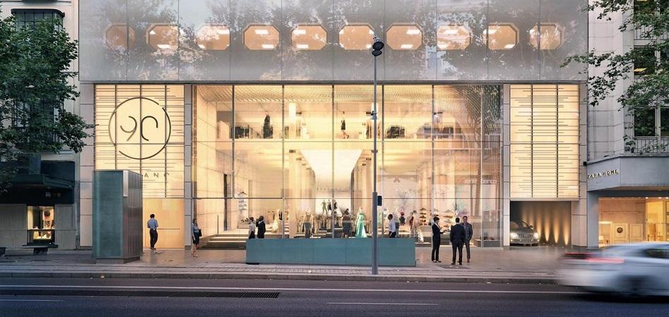 Tiruva estrena Serrano 90: alquila 6.300 metros de oficinas y retail en el centro de Madrid