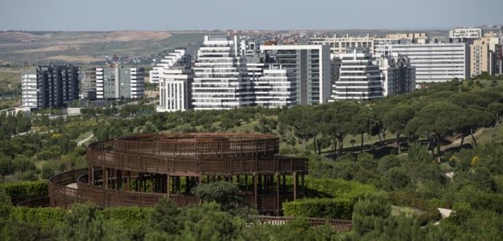 Luz verde a la construcción de 3.800 viviendas en Valdebebas