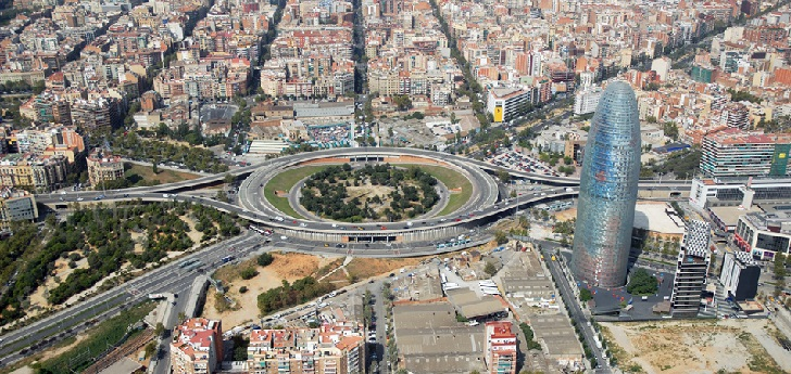 Barcelona Gives Way To Green Infrastructure