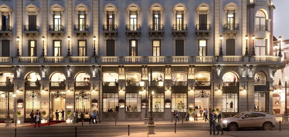 Un paseo por centro canalejas metros para - Centro historico de madrid ...