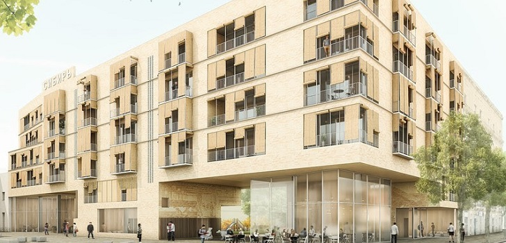 Mediapro se lanza a por la vivienda con un primer proyecto en Barcelona