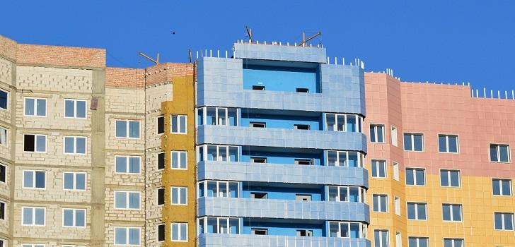 El precio de la vivienda modera su crecimiento hasta un 5,1% en el primer semestre