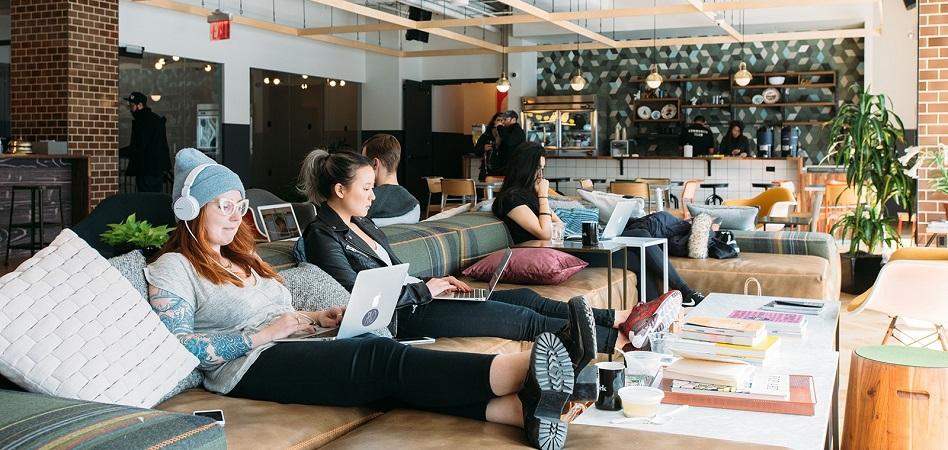 Espa a en el p dium del coworking el 20 de estos for Ups oficinas barcelona