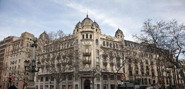 Zambal vende el número 23 de plaza Cataluña de Barcelona